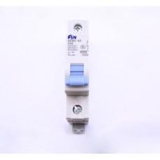 Автоматический выключатель SN NDB2-63C 1 полюс 1-63A